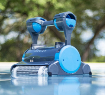 Best Robotic Pool Cleaner For Leaves